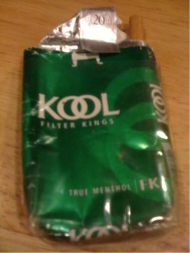 pack of kools