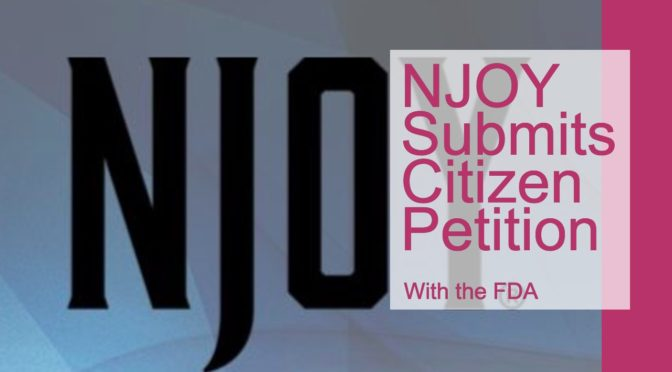 NJOY Submits a Citizen Petition To The FDA
