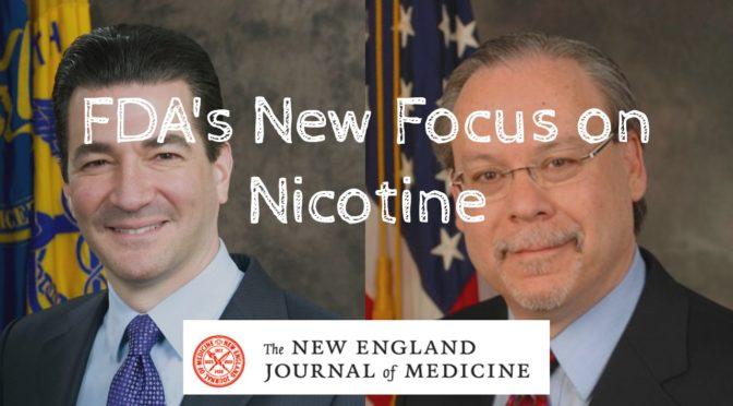 Scott Gottlieb Shares More About the FDA Regulatory Framework in The New England Journal of Medicine