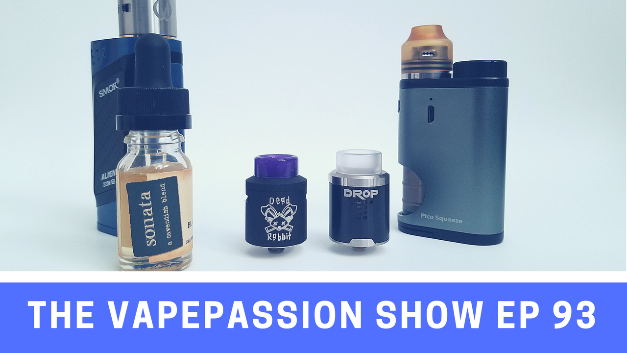 The Latest Vape News – The VapePassion Show Episode 93