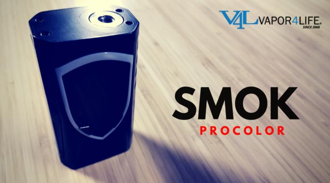 SMOK Procolor Review