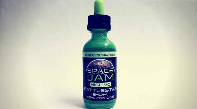 Review of Space Jam Battlestar E-juice