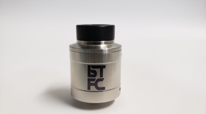 The BTFC RDA from Augvape