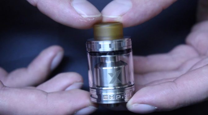 Ehpro Bachelor X RTA Review