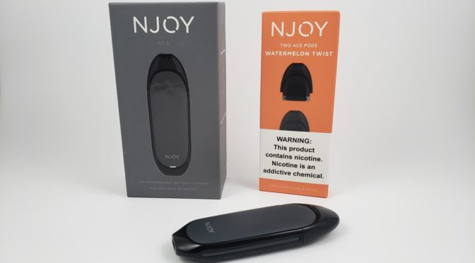 NJOY Ace Kit Pod Review