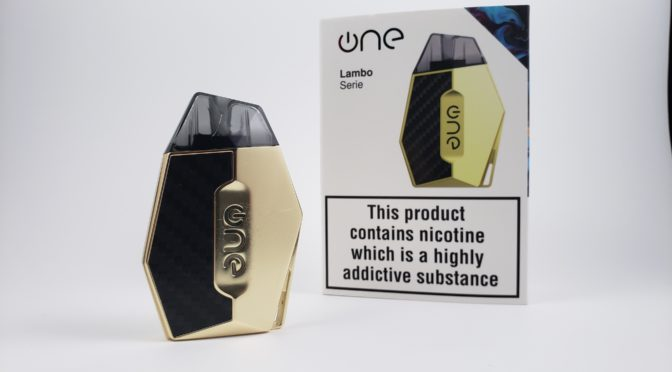 OneVape Lambo Pod Kit Review