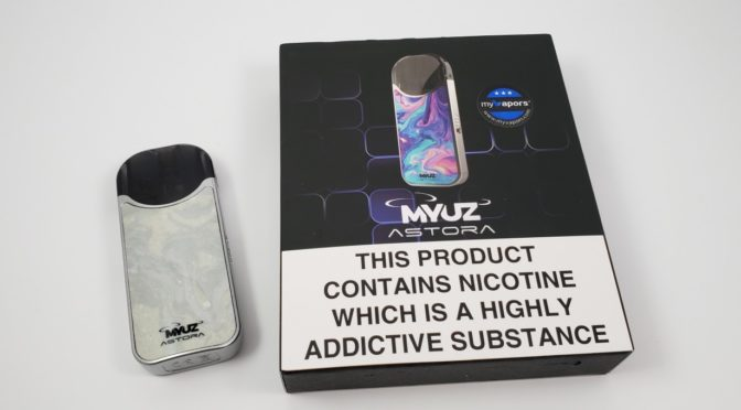 Myuz Astora Pod Vape Review