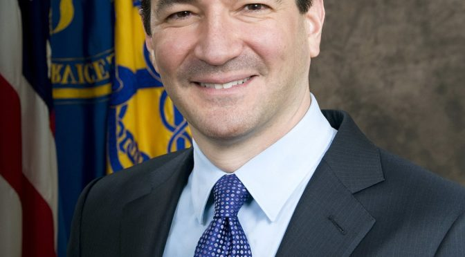 FDA Commissioner Scott Gottlieb Has Resigned