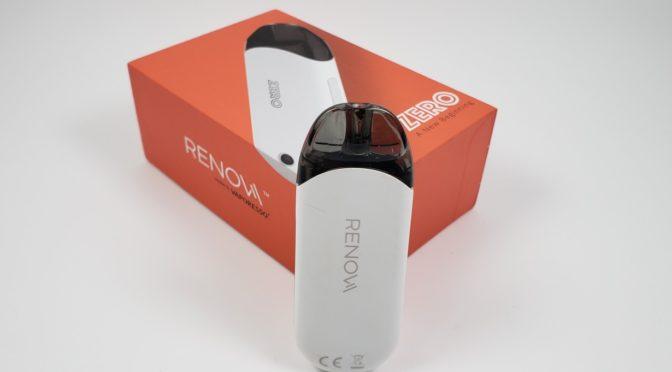 Vaporesso Zero Pod Device Review