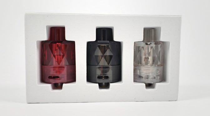 The Disposable Augvape Jewel Sub-Ohm Tank Review
