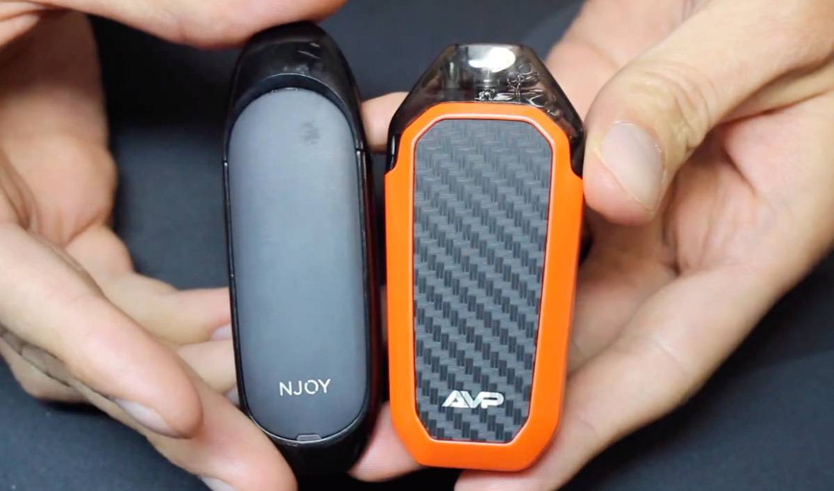Aspire AVP All in One Pod Vape Review + Comparisons