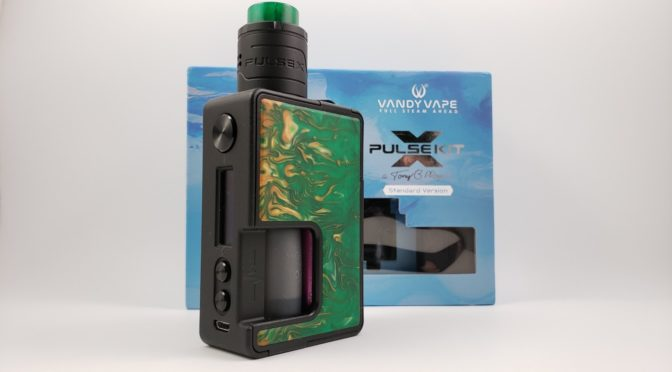 Vandy Vape Pulse X Kit Review
