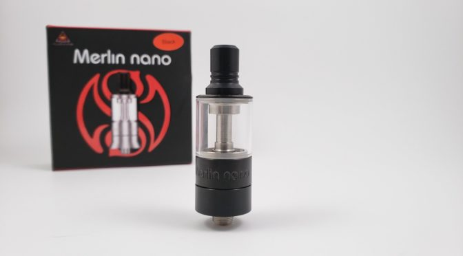 Augvape Merlin Nano MTL RTA Review