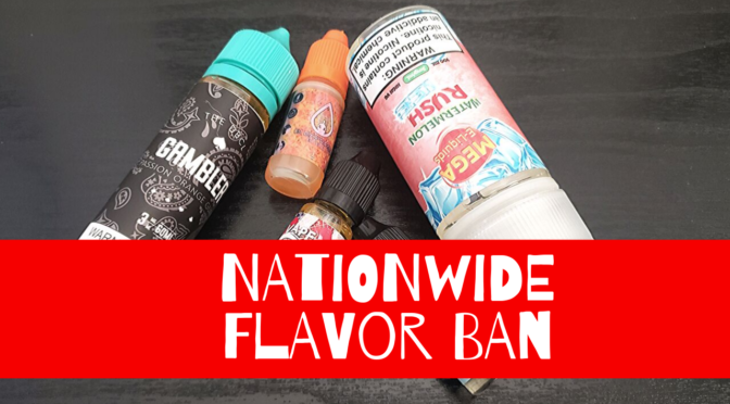 Trump Announces Flavored E-Liquid Ban – Here's What We Need To Do