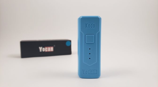 Review of the Yocan Kodo